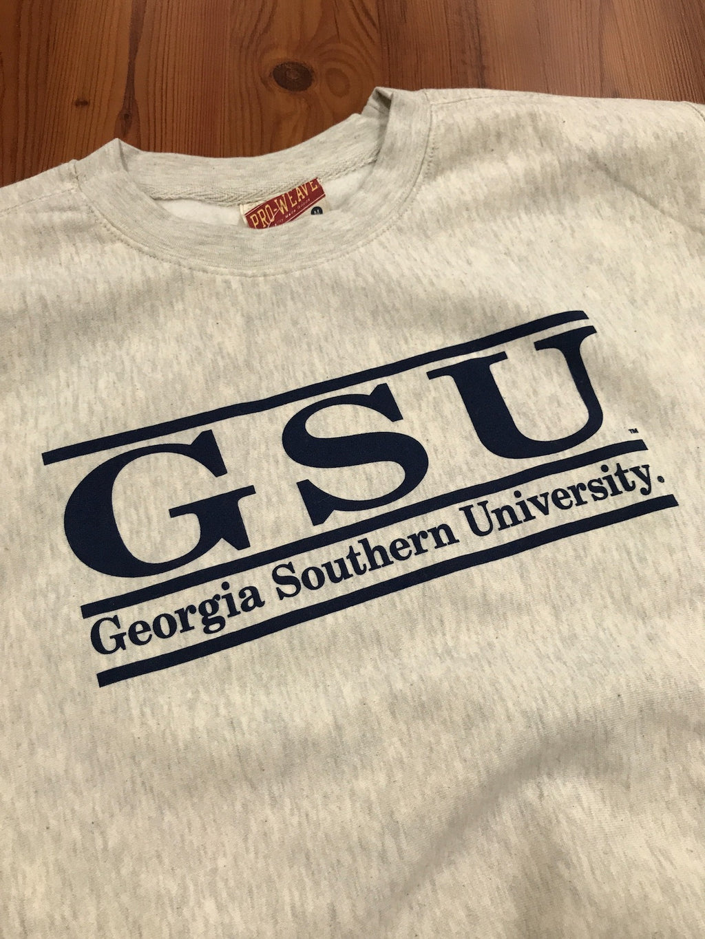 Classic GSU Proweave Super Heavyweight Sweatshirt - OATMEAL