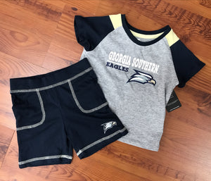 BRANT INFANT ONSIE SHORT SET