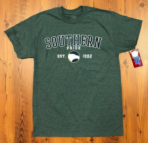 Vintage Southern Pride Short Sleeve Tee - Dark Heather