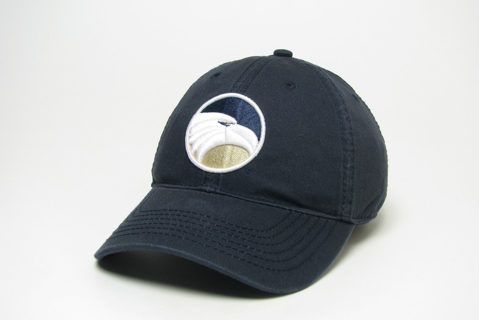 Academic  Eagle Relaxed Twill Cap - Navy