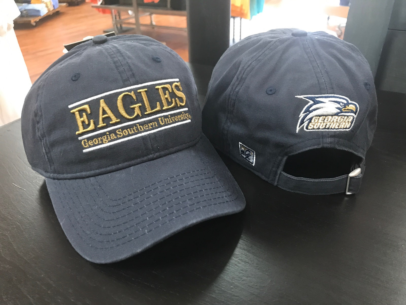 Eagles Bar Navy Cap