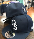 Pro Shape GS Navy FlexFit Cap w/State on Back