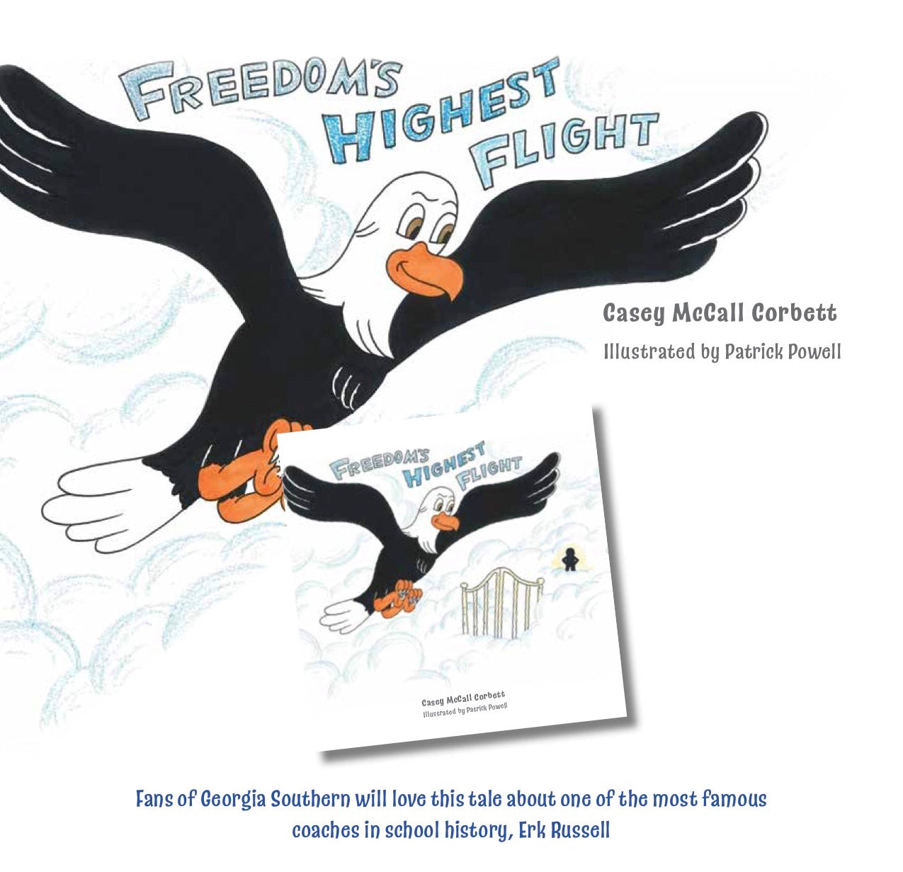 Freedom's Highest Flight - Children's Book