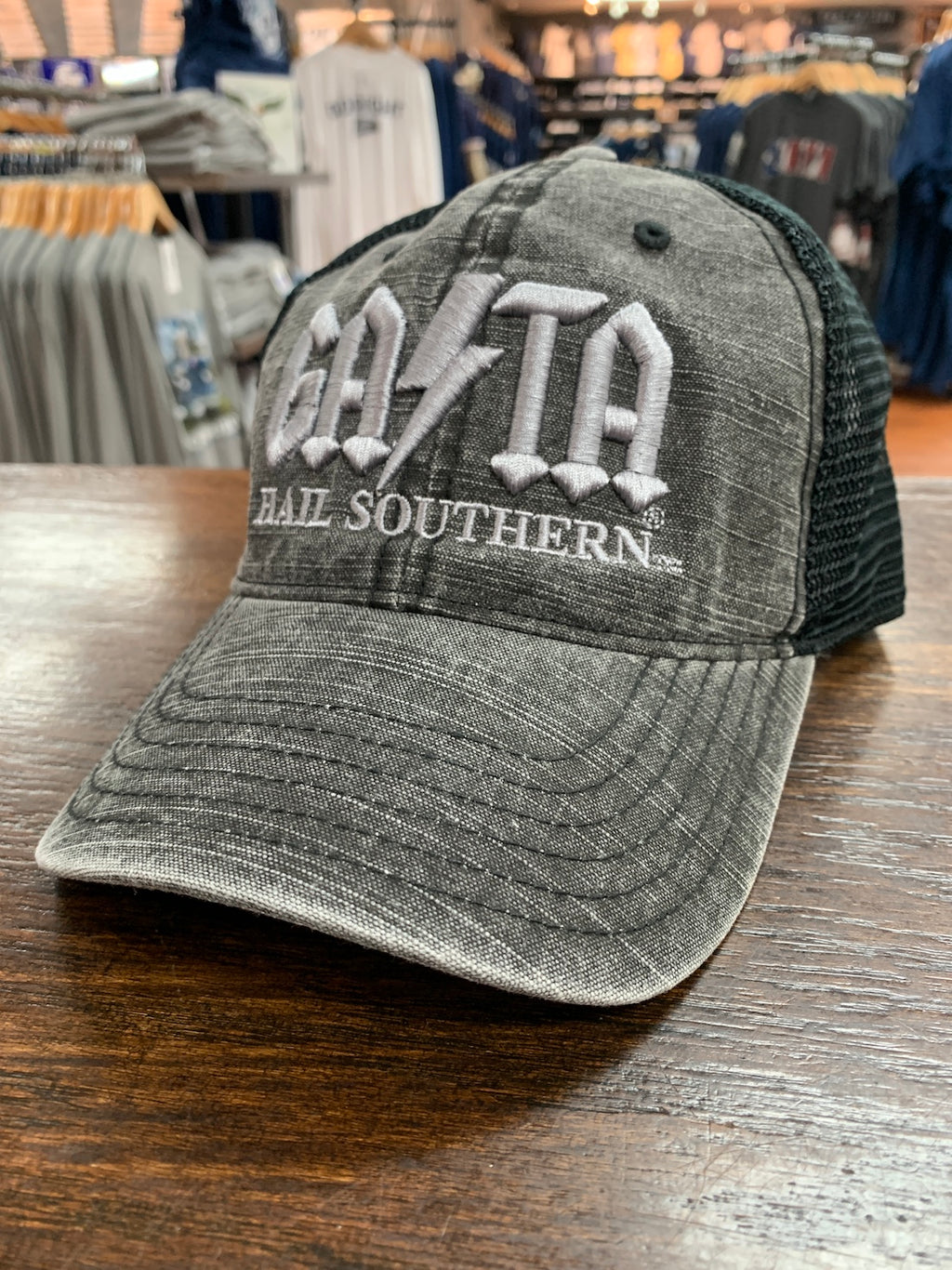 GATA Bolt Relaxed Fit - Charcoal Trucker