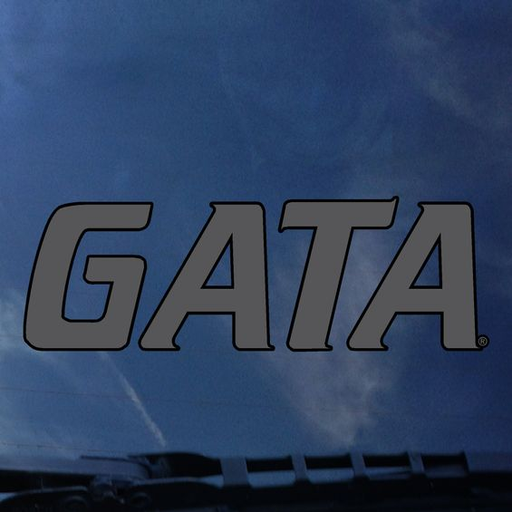 Blackout GATA Decal Sticker