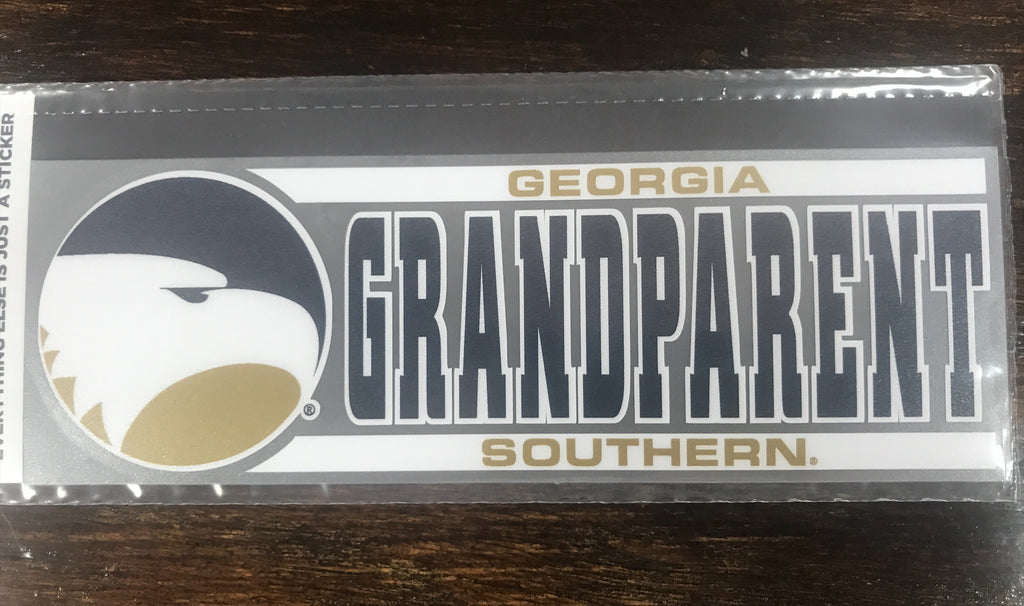 Grandparent Decal Sticker