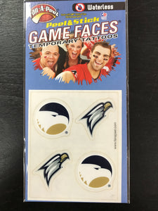 Temporary Face Tattoos