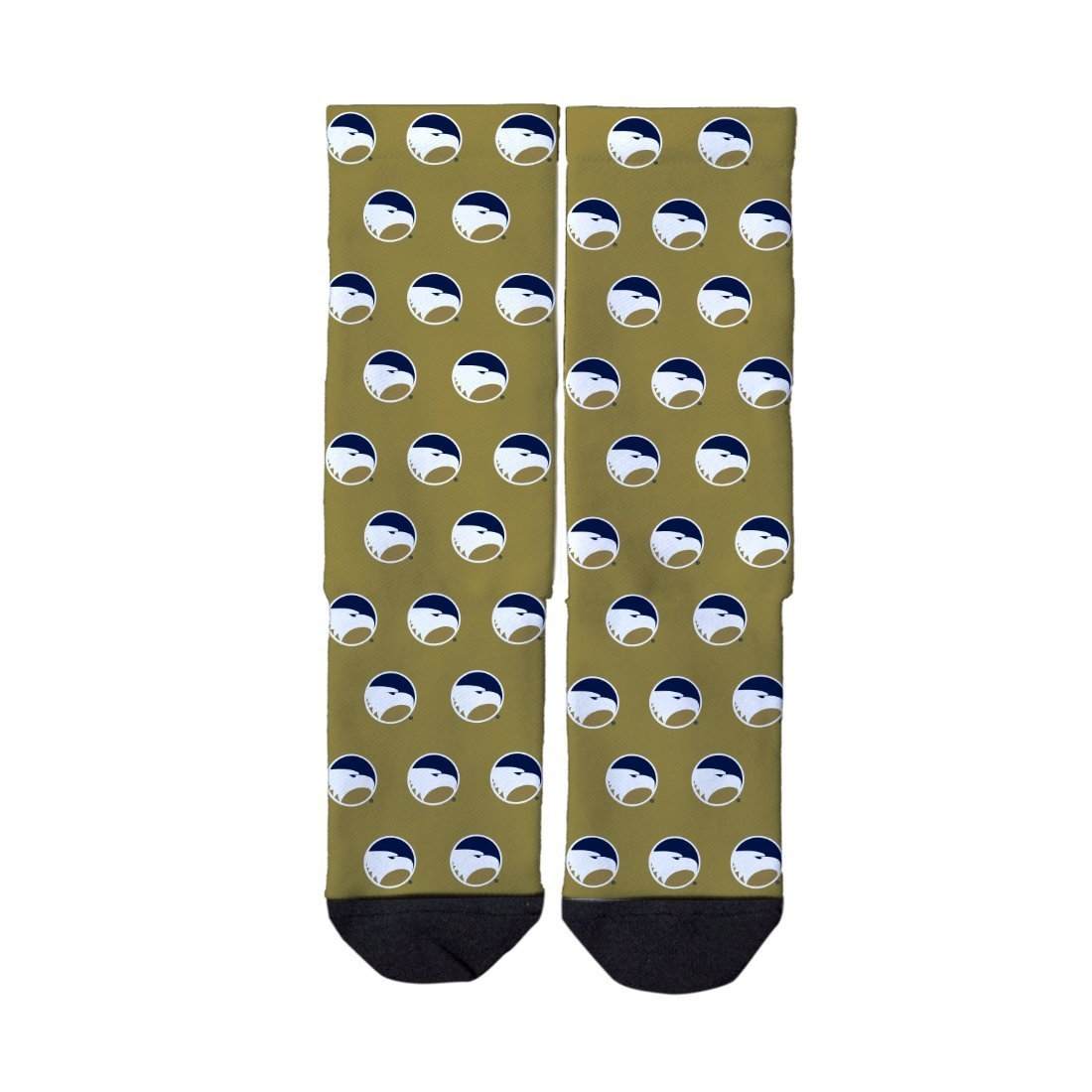 Dress Sock - Academic Eagle Head