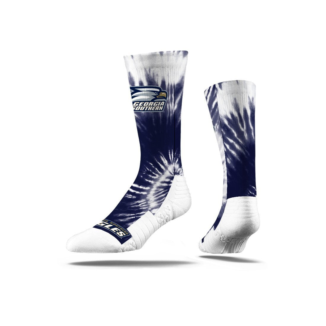 Dress Sock Crew Premium - Tie Dye Pattern