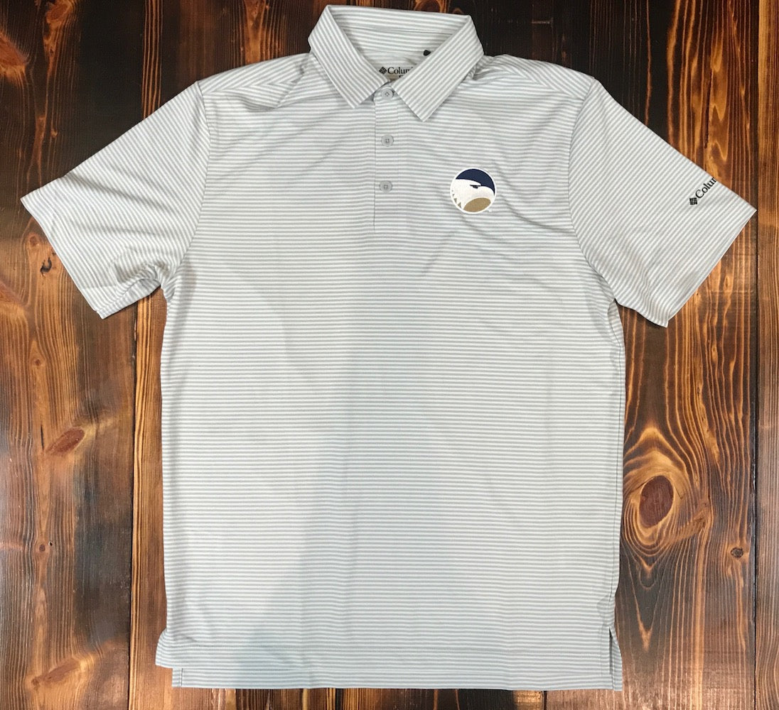 Columbia One Swing Stripe Polo