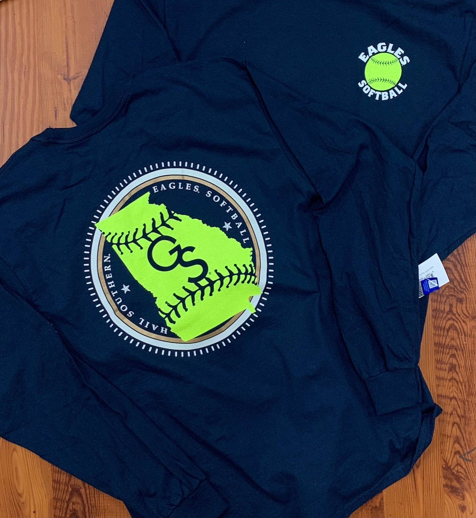 SOFTBALL Roundball State - Long Sleeve