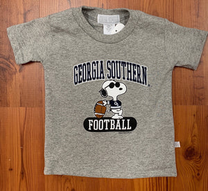 Snoopy Football - Infant/Toddler Tee