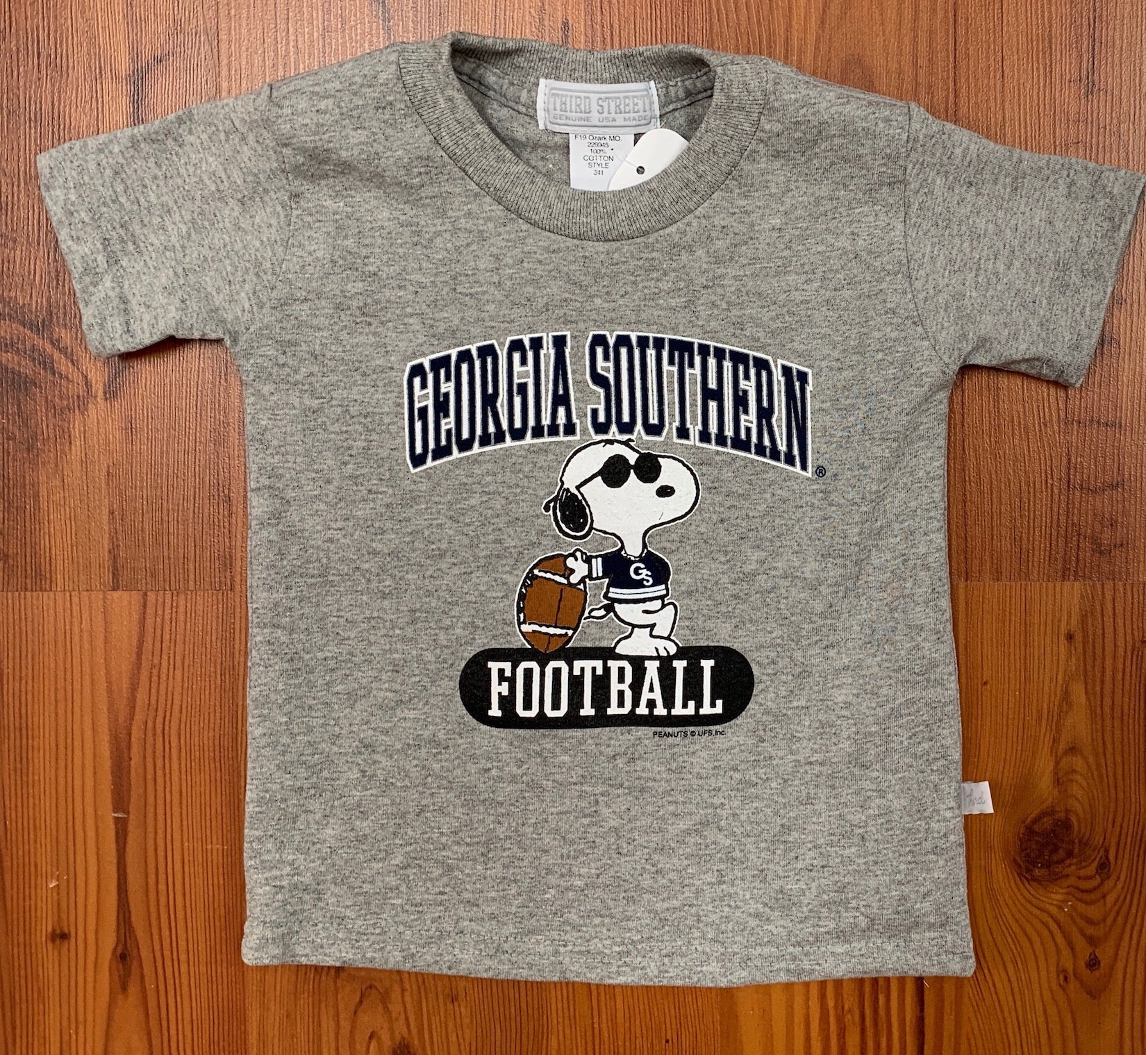 Snoopy Football - YOUTH Tee