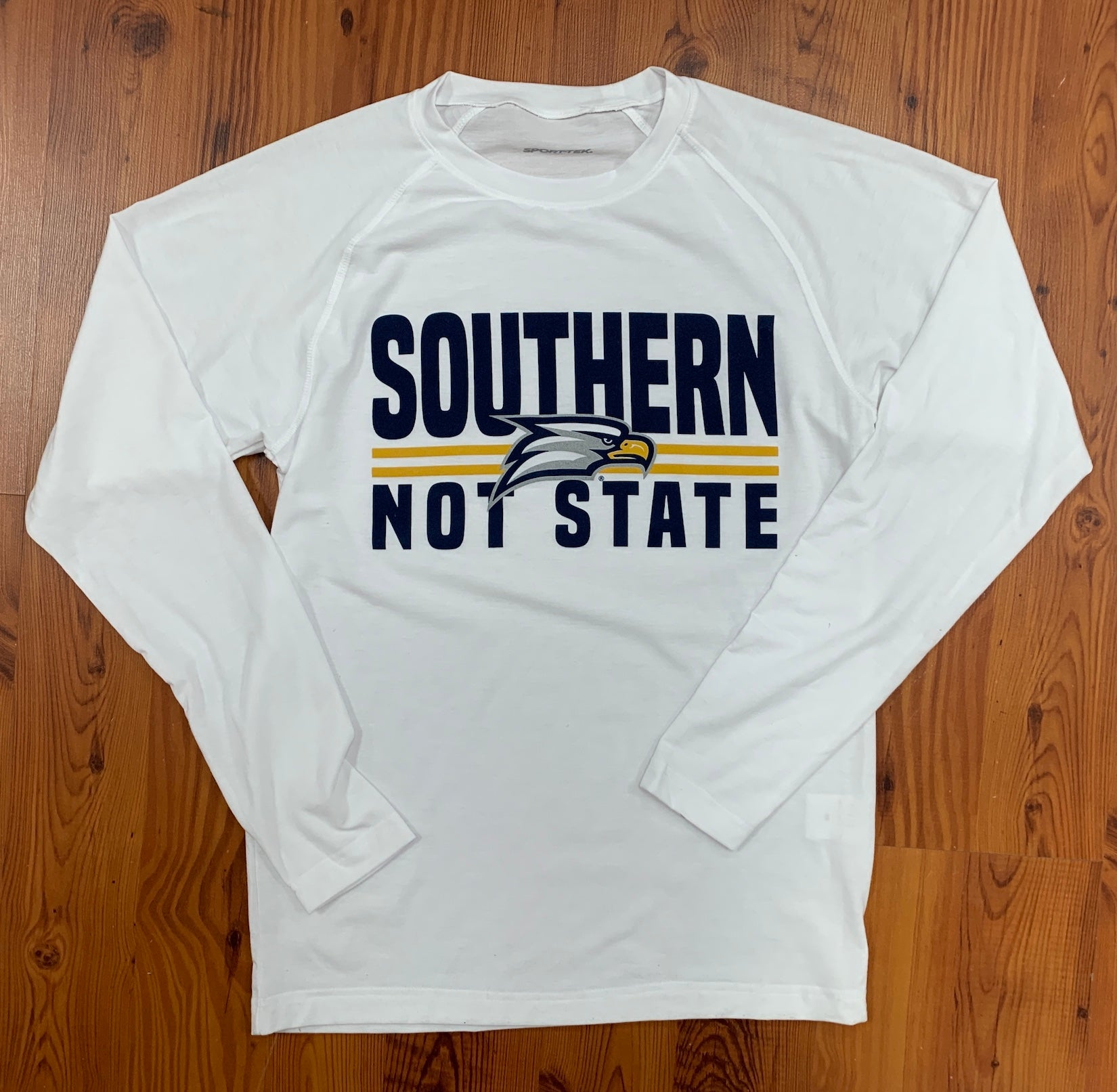 Southern Not State - Long Sleeve Performance Tee