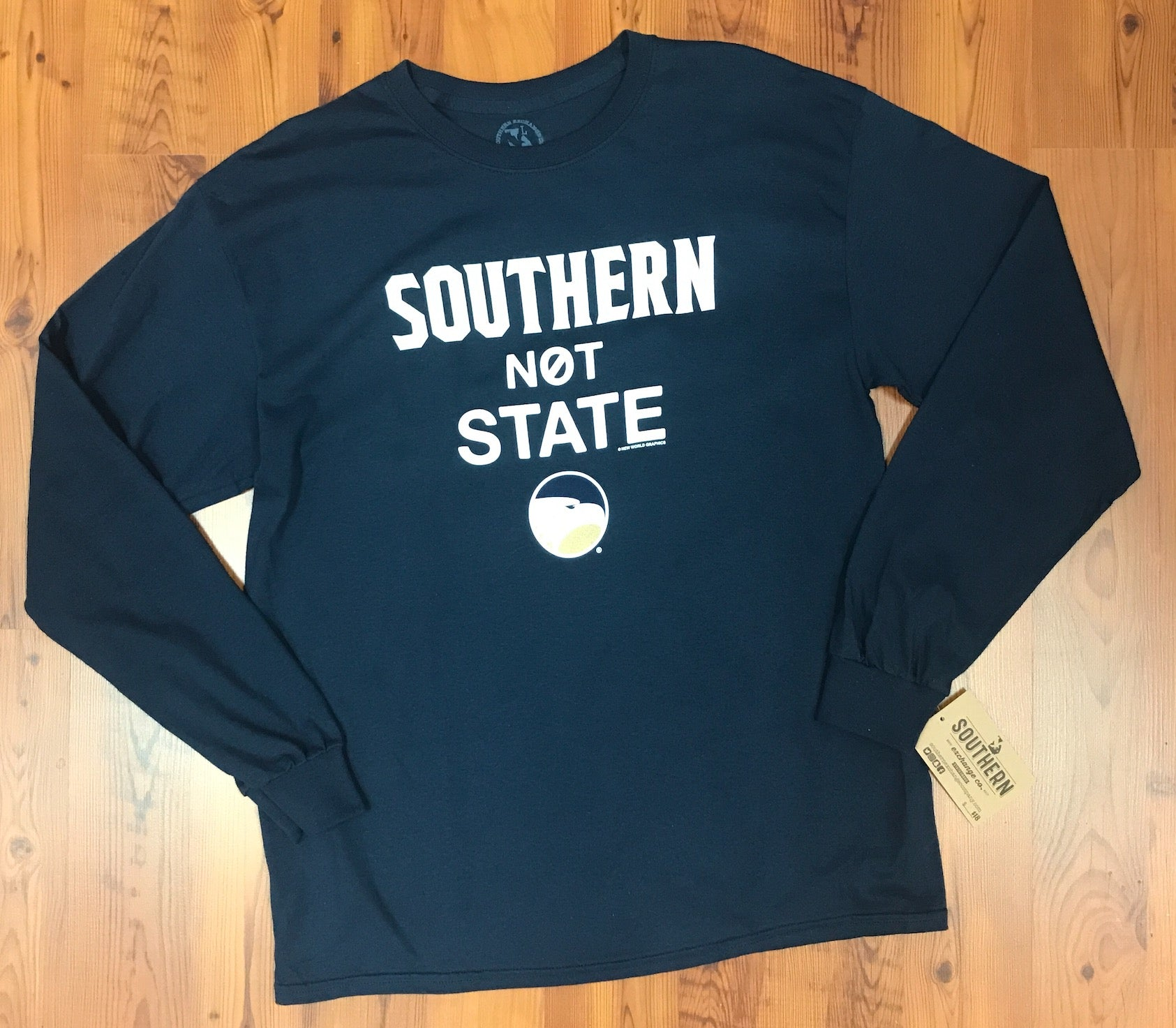 Southern Not State Long Sleeve