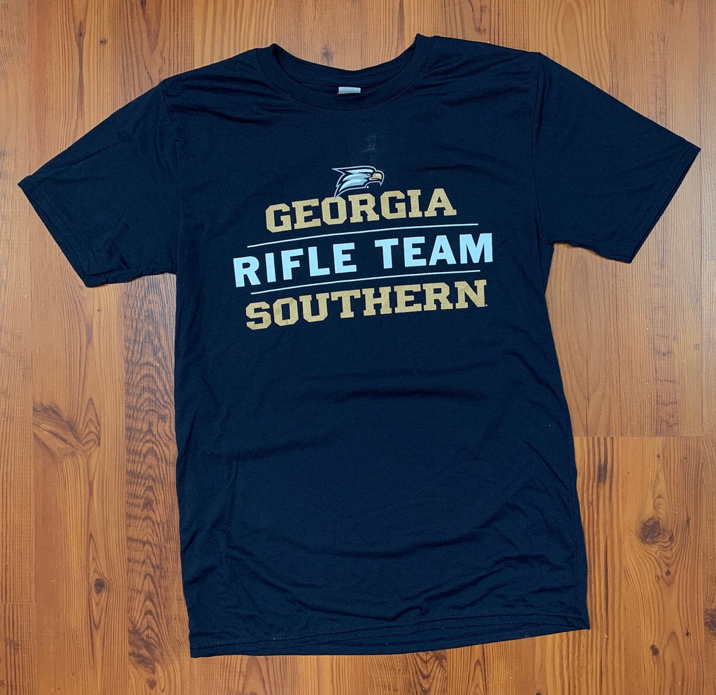 Georgia Southern Rifle Team Stacked - Supersoft Performance