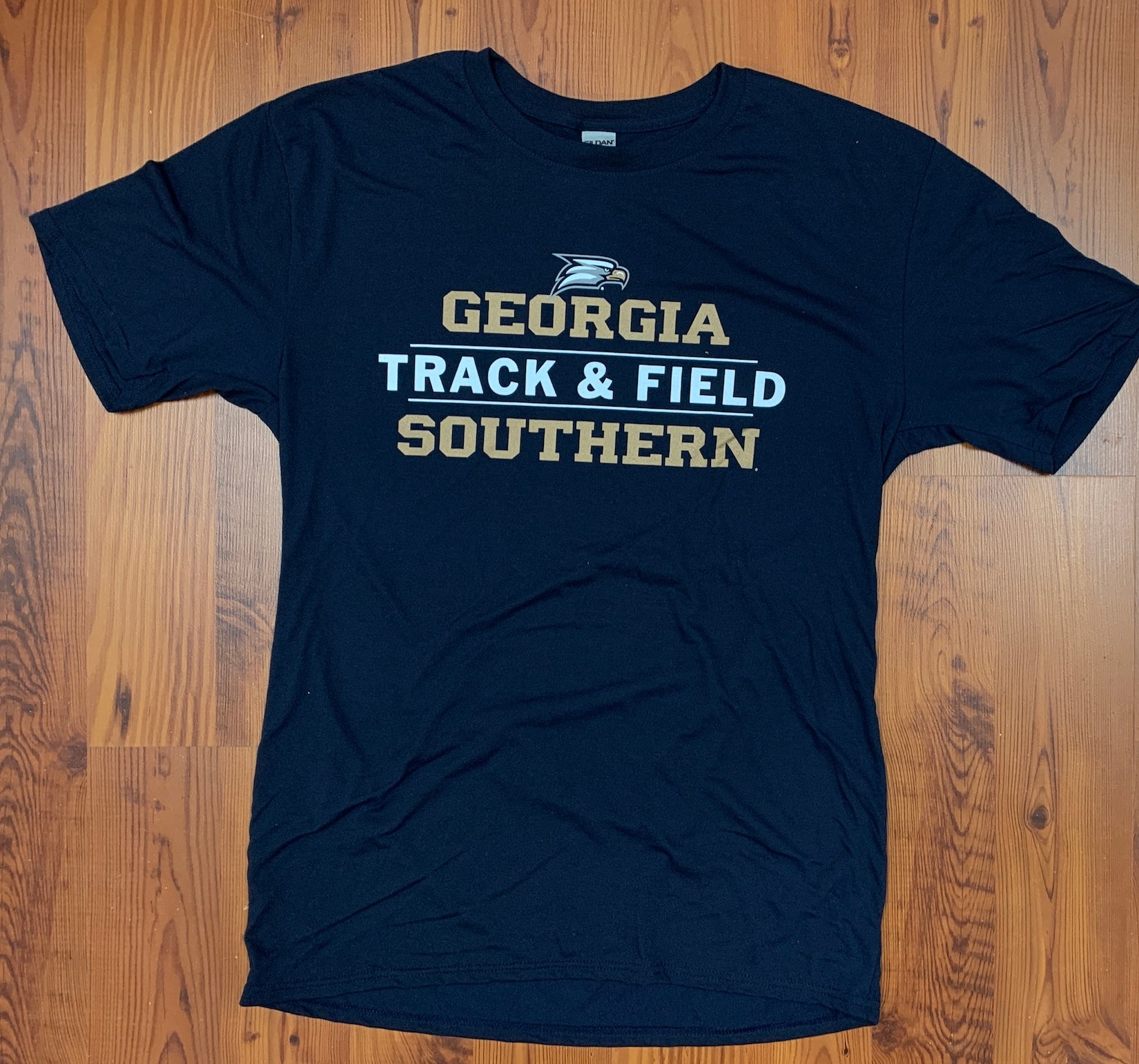 Georgia Southern Track & Field Stacked - Supersoft Performance
