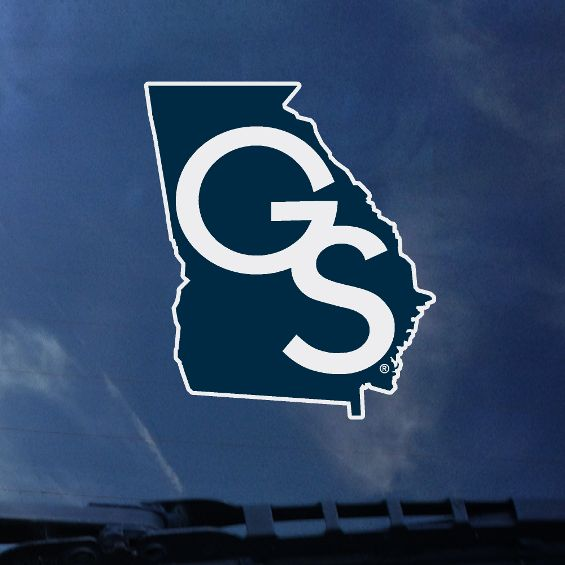 GS State Decal Sticker - 5""