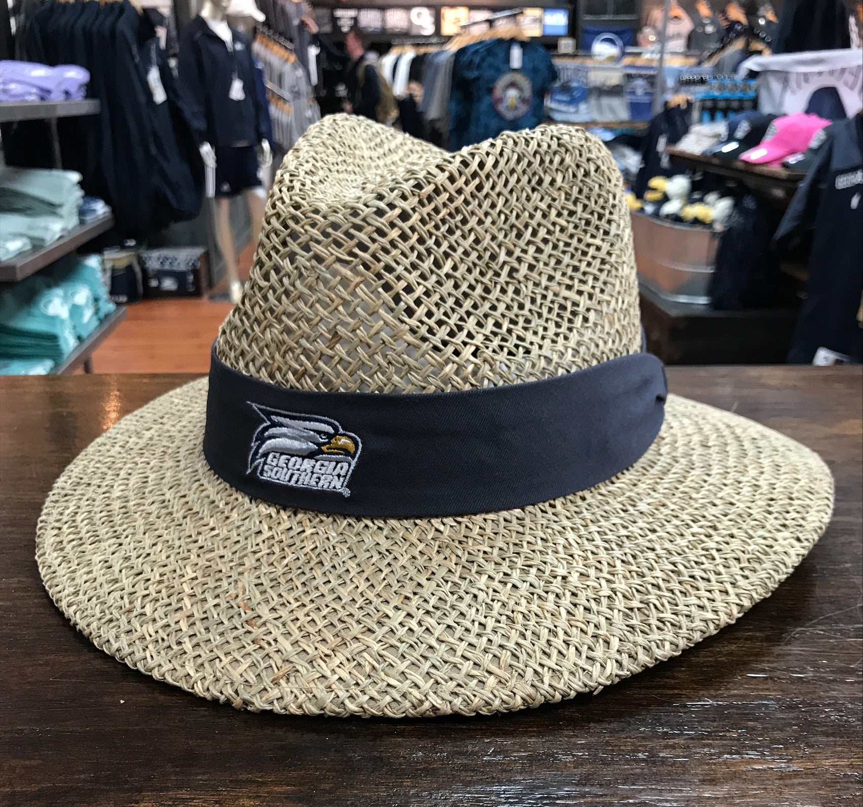 Straw Safari Hat