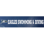 Swimming & Diving Decal Sticker - 15""
