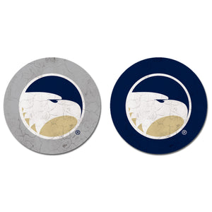 Thirsty Car Coasters - Academic Eagle