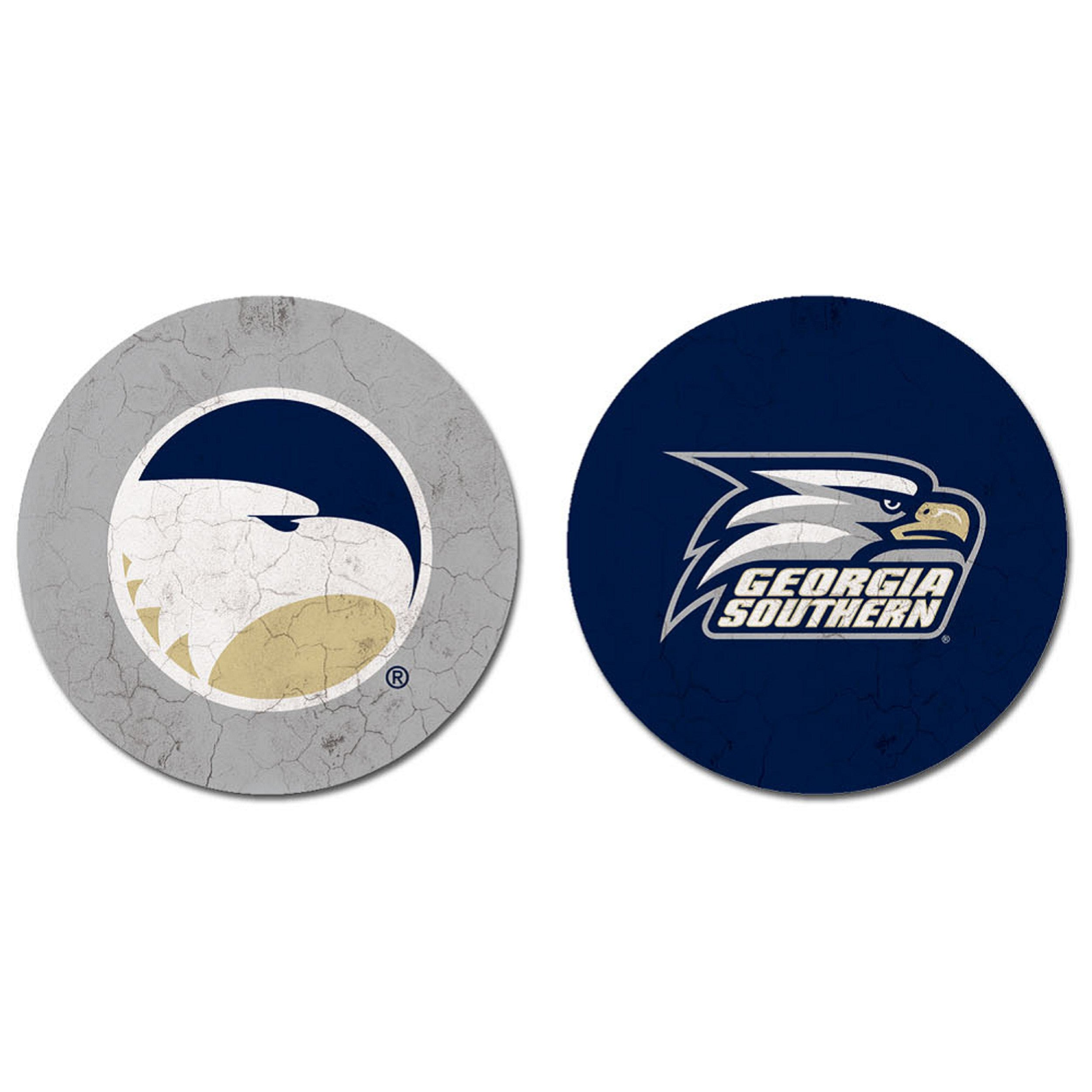 Thirsty Car Coasters - Academic/Athletic Eagle