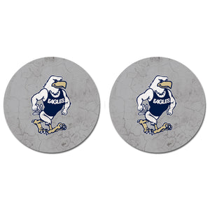 Thirsty Car Coasters - Strutting Eagle