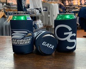 Triple Logo Can Koozie