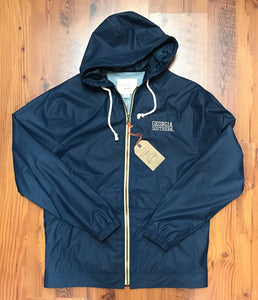Weatherproof Vintage Hooded Rain Jacket