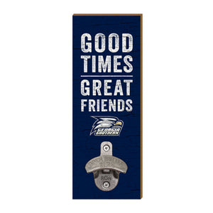 Wall Mount Bottle Opener - Great Friends
