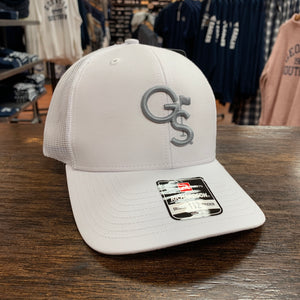 Richardson 112 - GS Golf Logo White