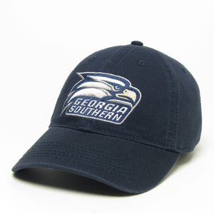 YOUTH Eagle Head Cap - Navy