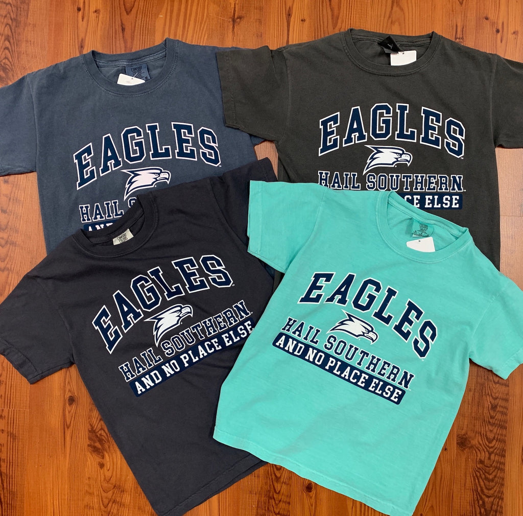 YOUTH Eagles Arch - Comfort Colors