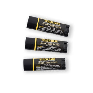 Beach Babe Pineapple Lip Balm