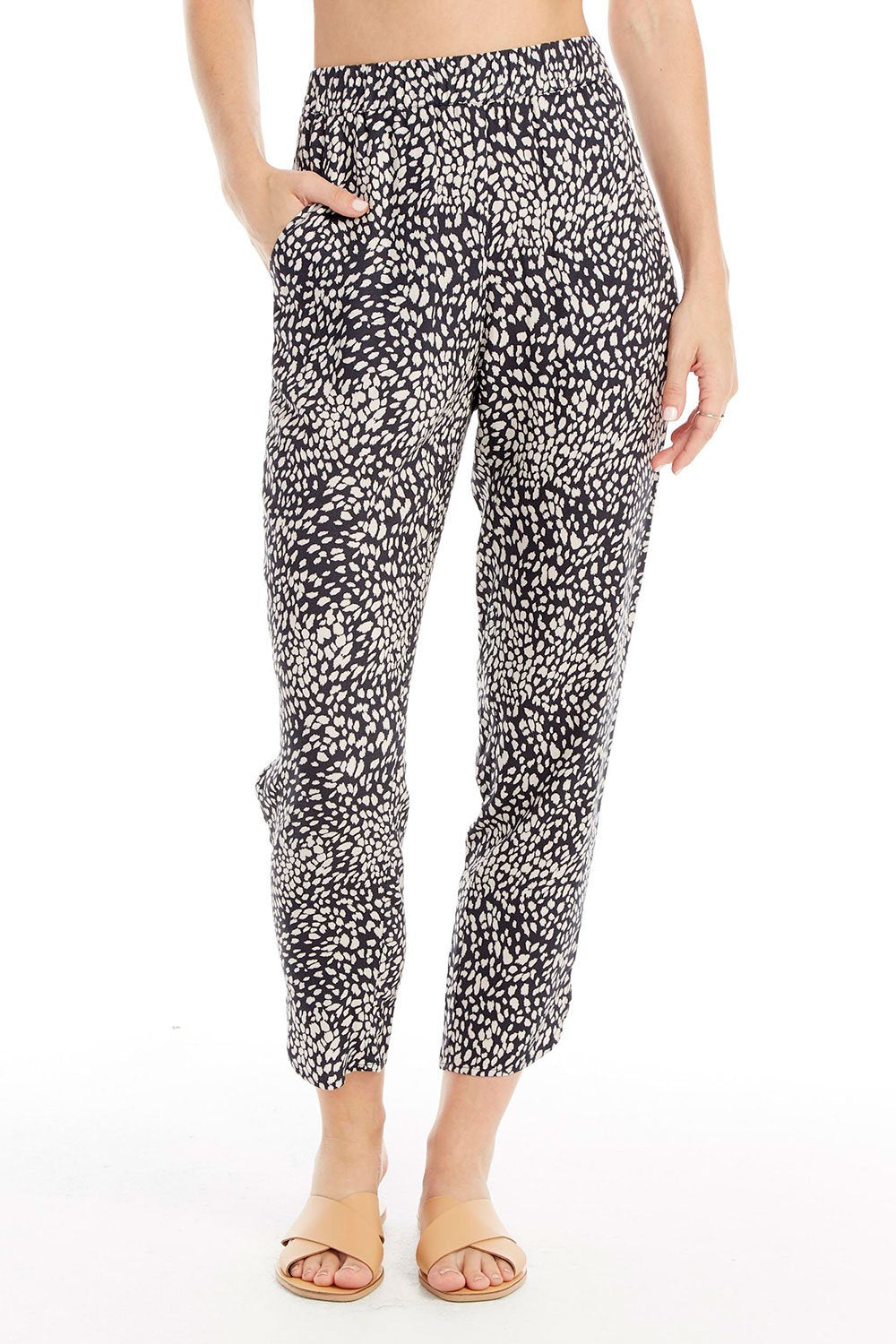 Saltwater Luxe Pull-on pant