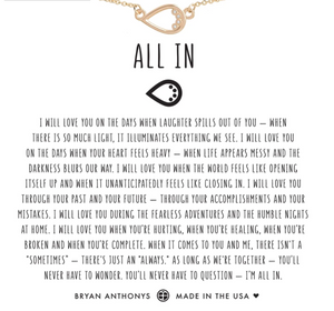 Bryan Anthony's All In Necklace