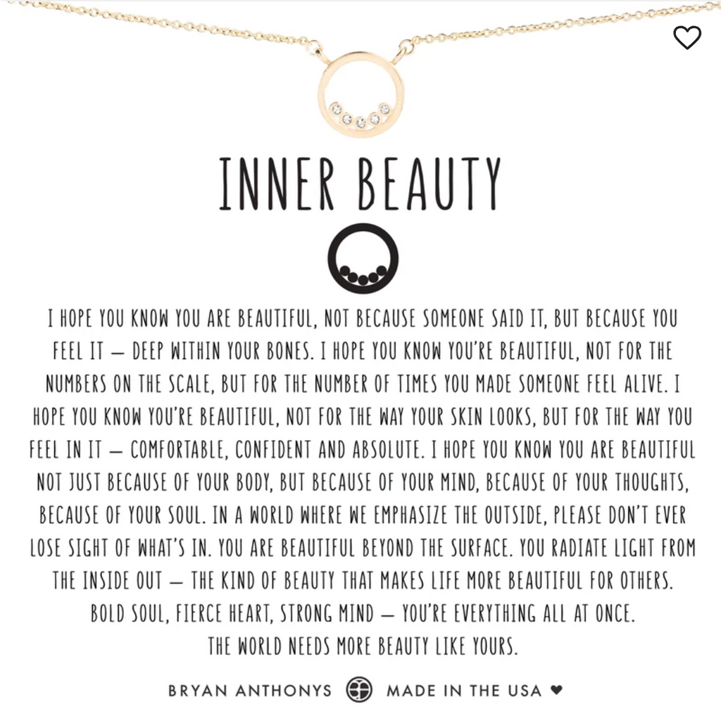 Bryan Anthony's Inner Beauty Necklace