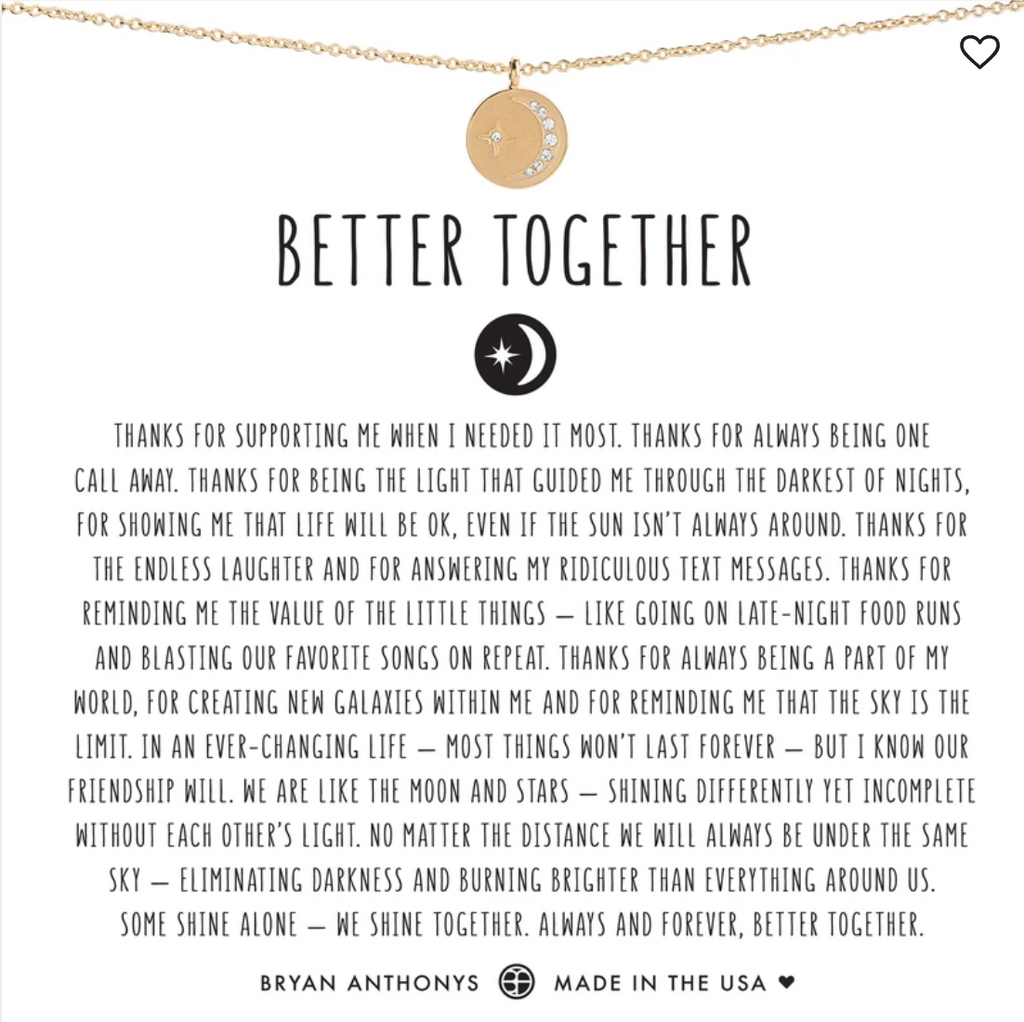 Bryan Anthony's Better Together Necklace