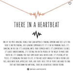 Bryan Anthony's There in a Heartbeat Necklace