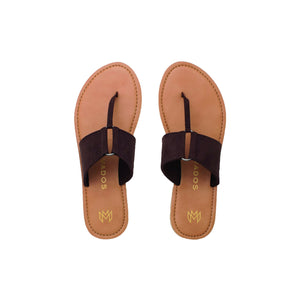 Malvados Sheena Cappuccino Sandals