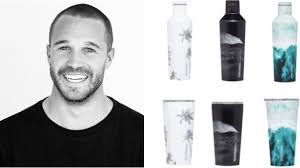Corkcicle Corey Wilson Collaborations