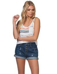 Rip Curl Breakdown Denim Short