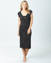RIP CURL SURF ESSENTIALS MIDI DRESS
