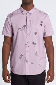 Billabong Sundays Mini Short Sleeve Woven