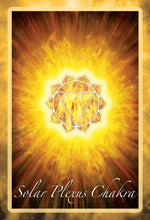 Load image into Gallery viewer, CHAKRA INSIGHT ORACLE (49 cards & hardcover book) - Wellness Underground