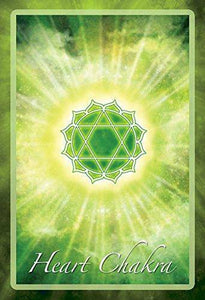 CHAKRA INSIGHT ORACLE (49 cards & hardcover book) - Wellness Underground