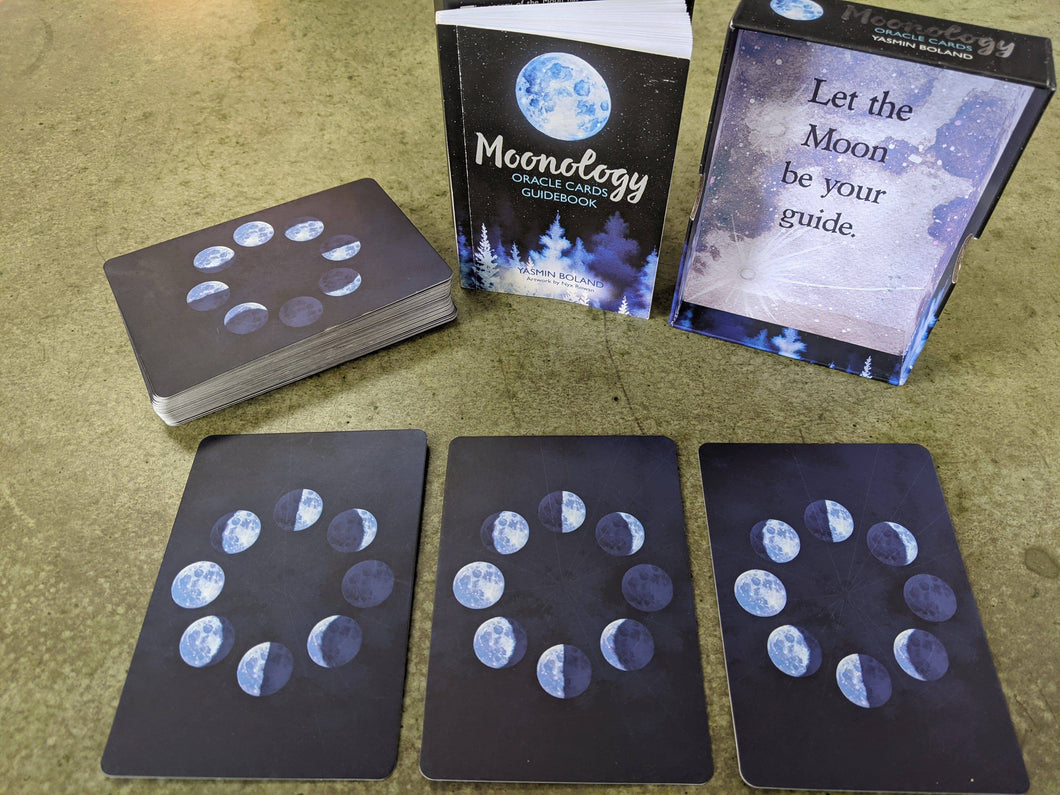 Moonology Oracle Cards - Wellness Underground