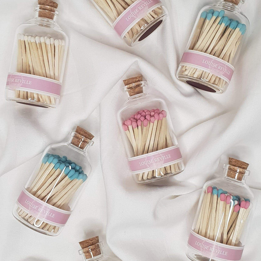 Mini Match Jar