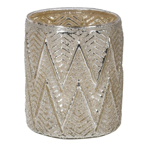 Zig Zag Candle Holder