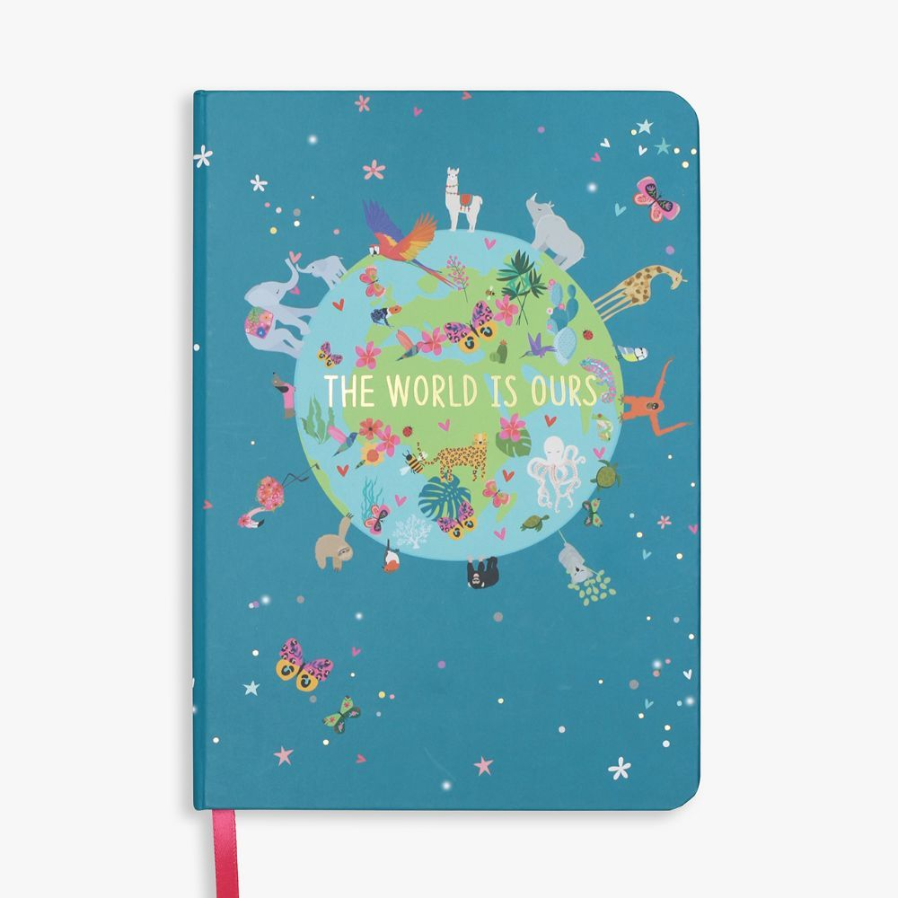 The World Is Ours Notebook